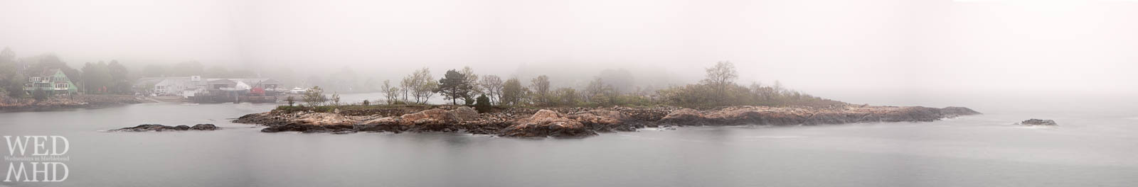 Island in the Fog