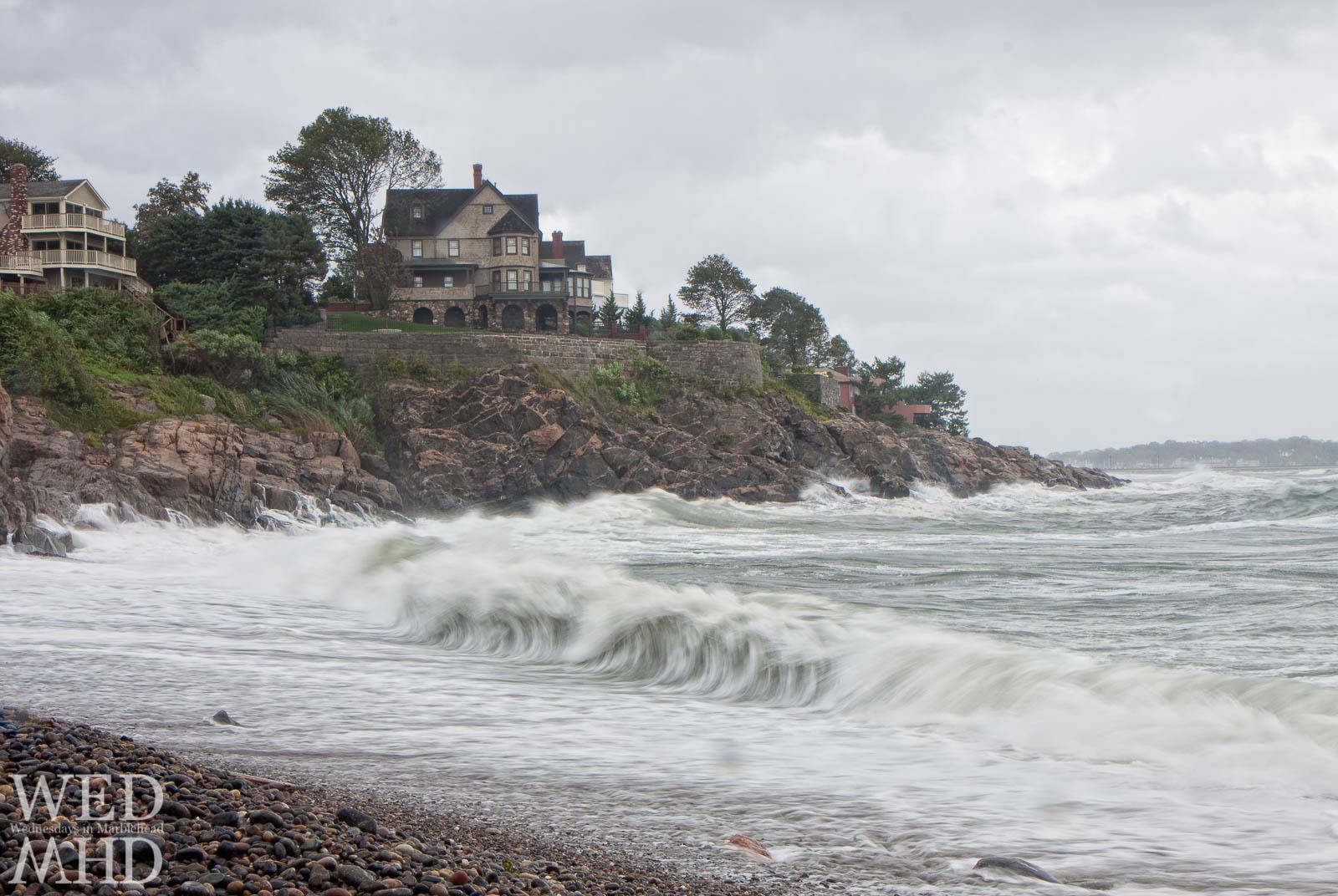 Hurricane Irene in Marblehead