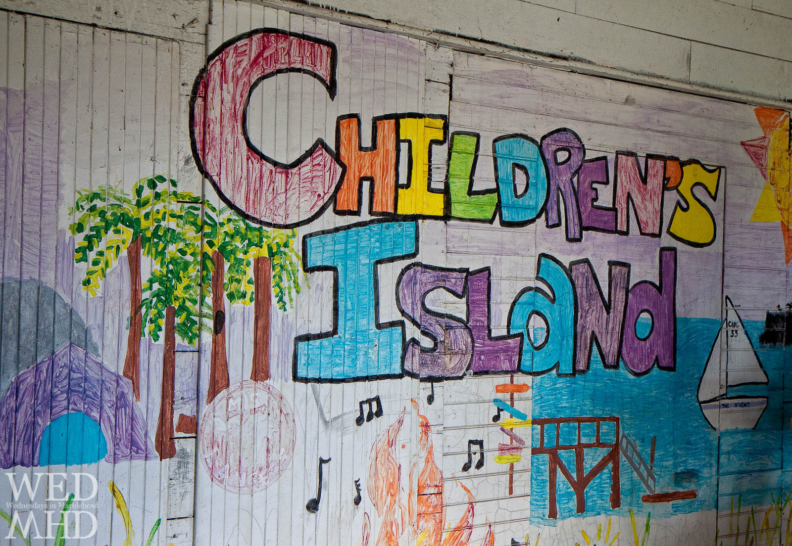 Welcome to Children's Island