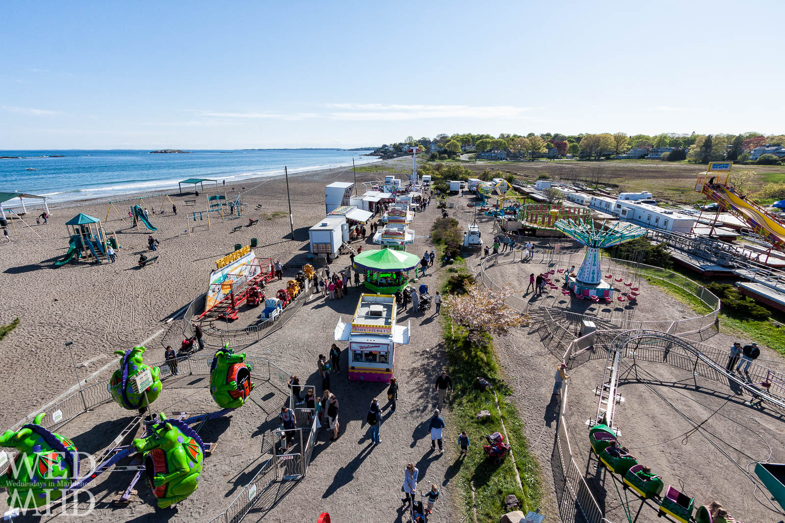Devereux Beach Carnival