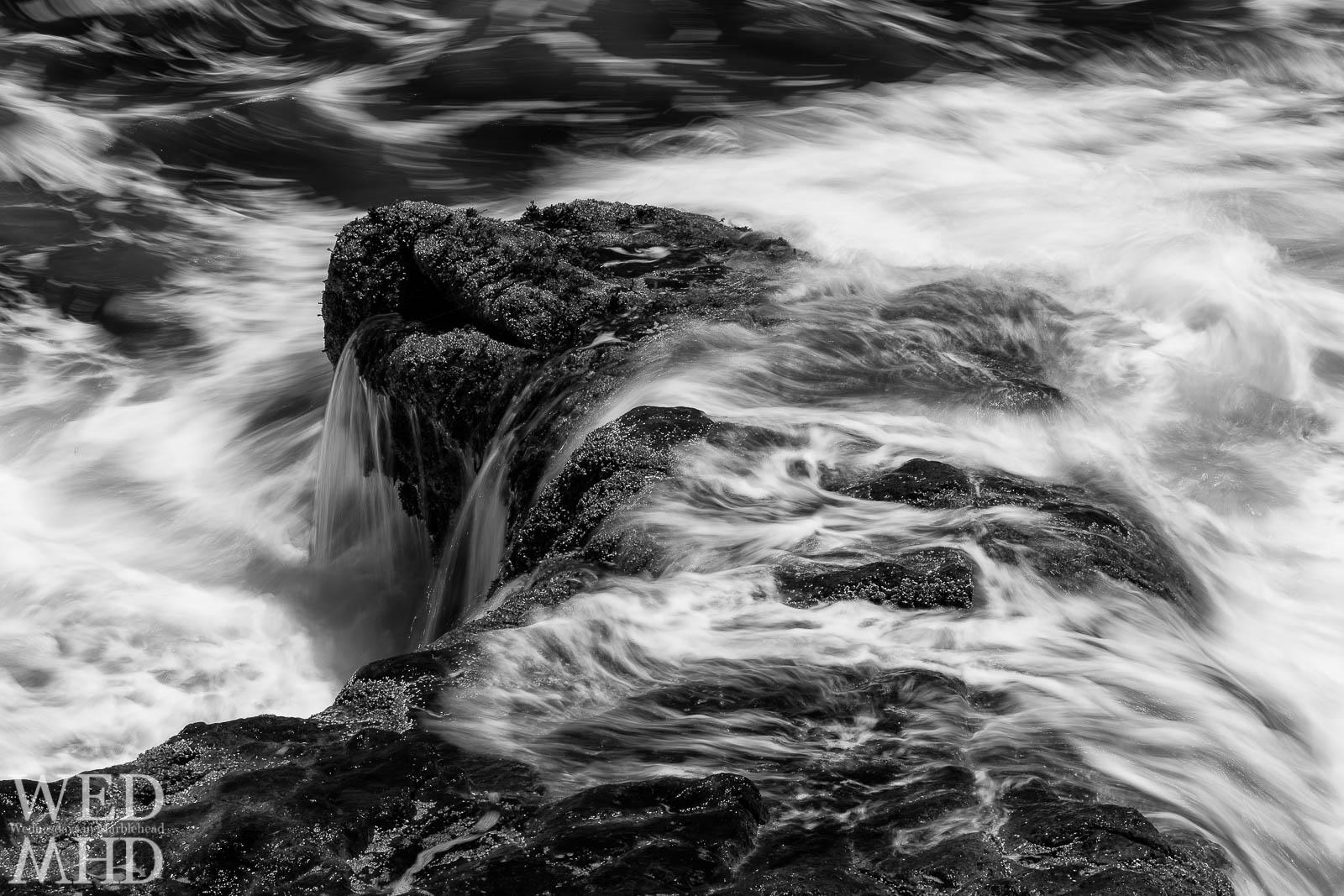 Waterfalls in Marblehead