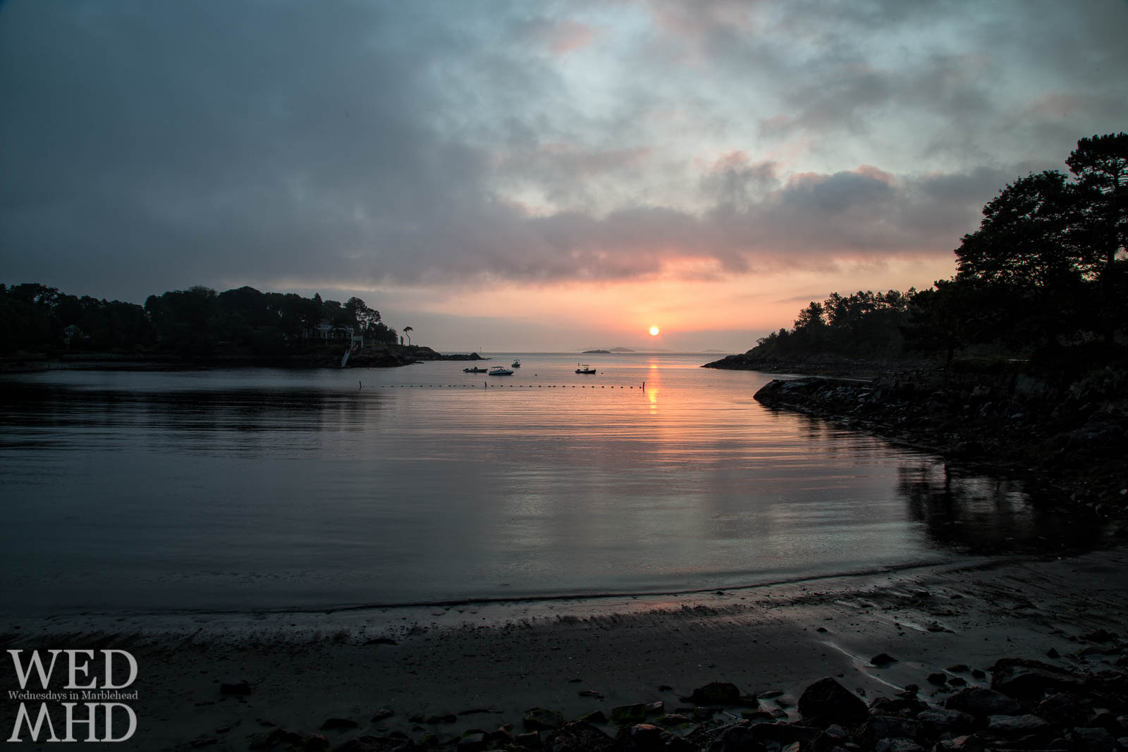 The Sun Rises over Grace Oliver Beach