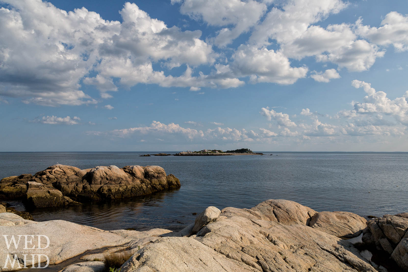 Tinkers Island off Marblehead Neck