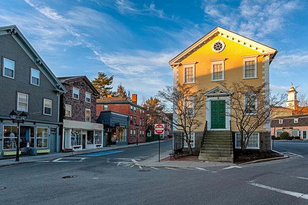 Old Town House in Marblehead