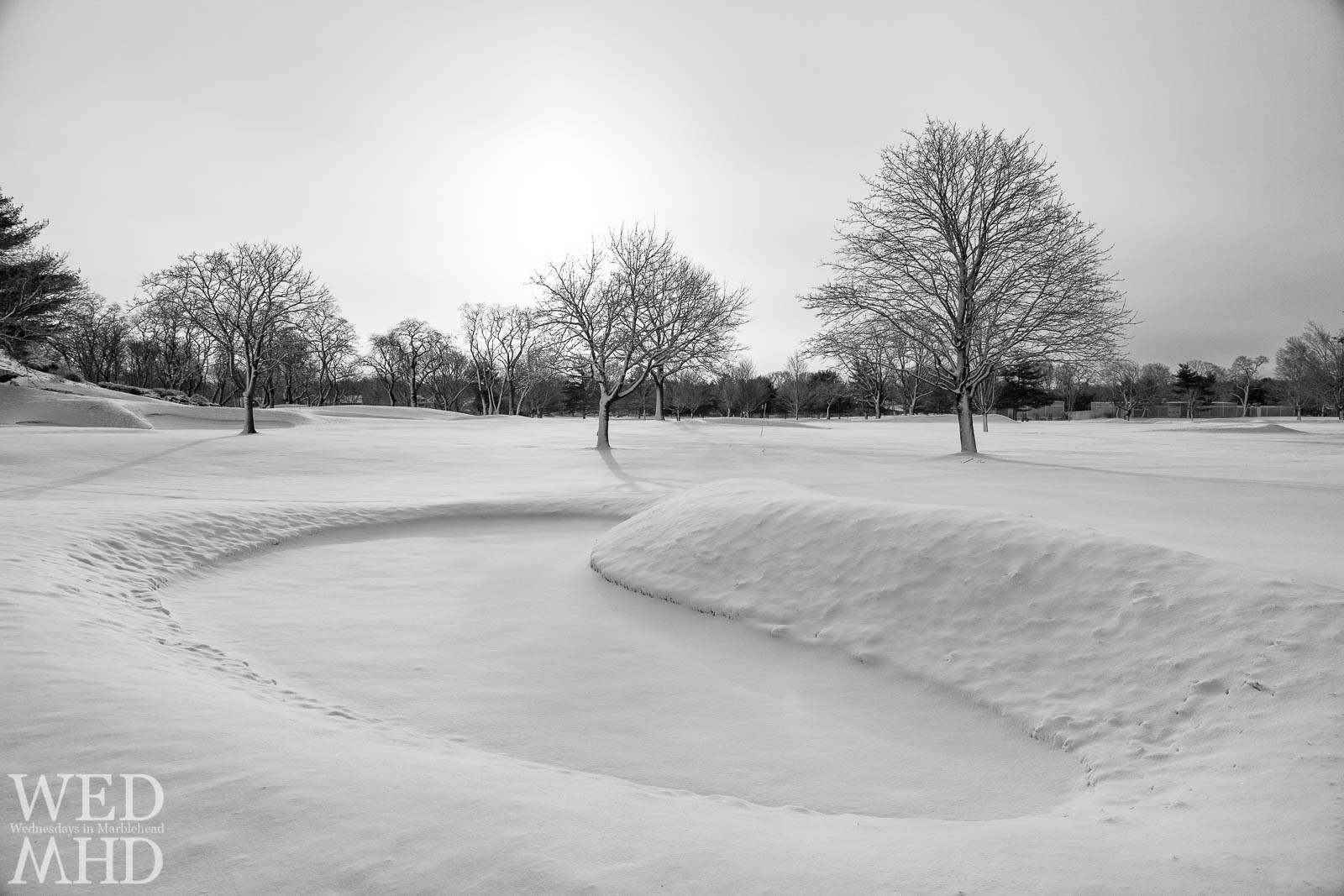 The Snow Trap at Tedesco Country Club