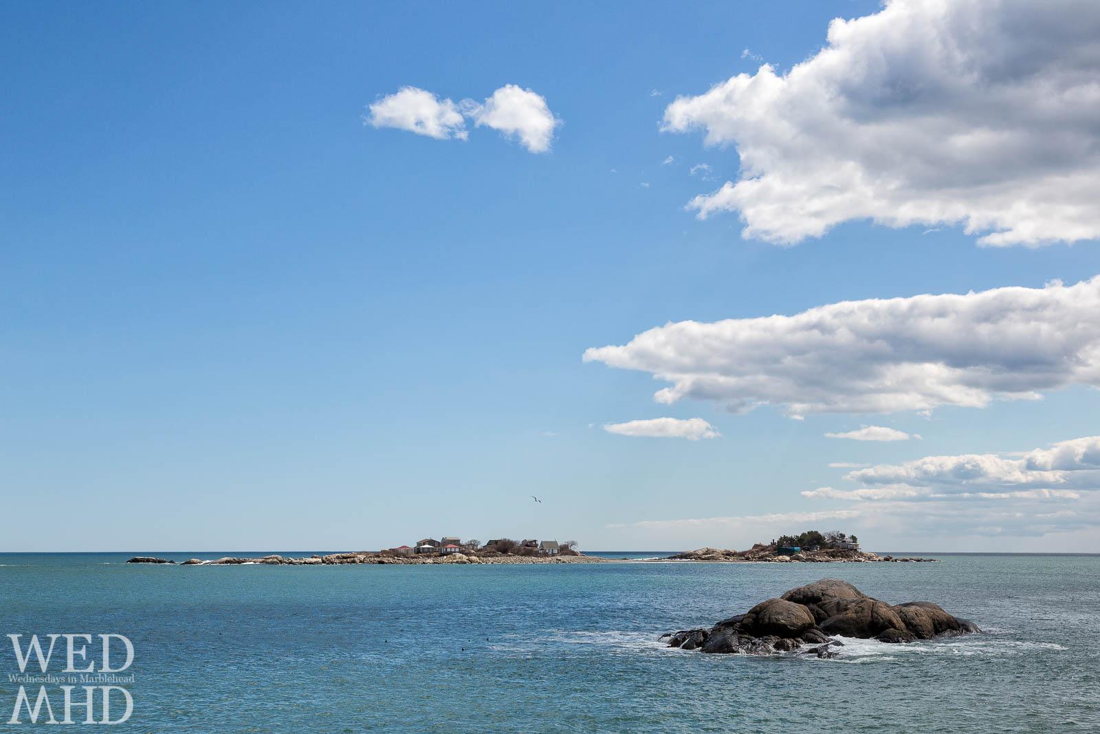 Tinkers Island and the Deep Blue Sea