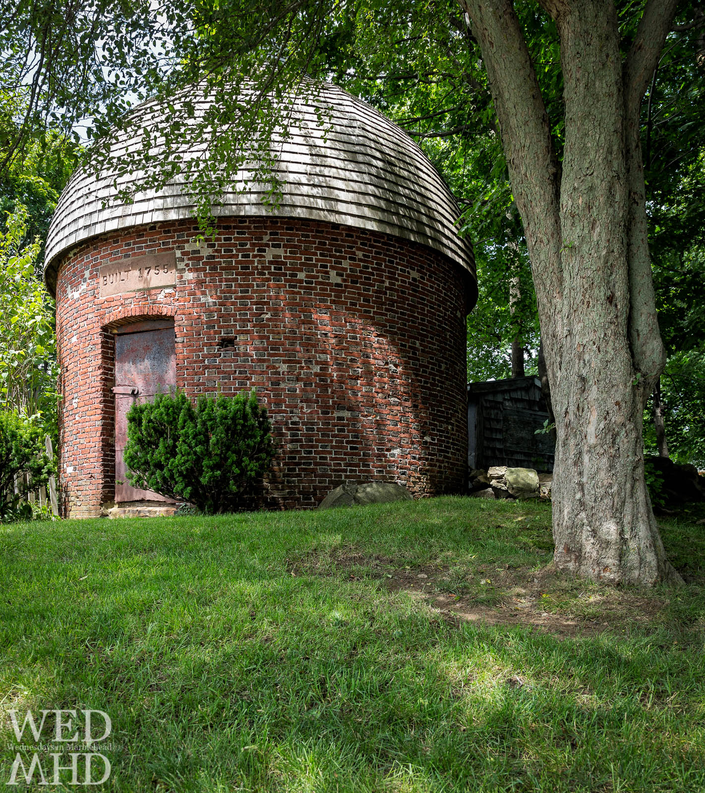 Marblehead Powder House – Built in 1755