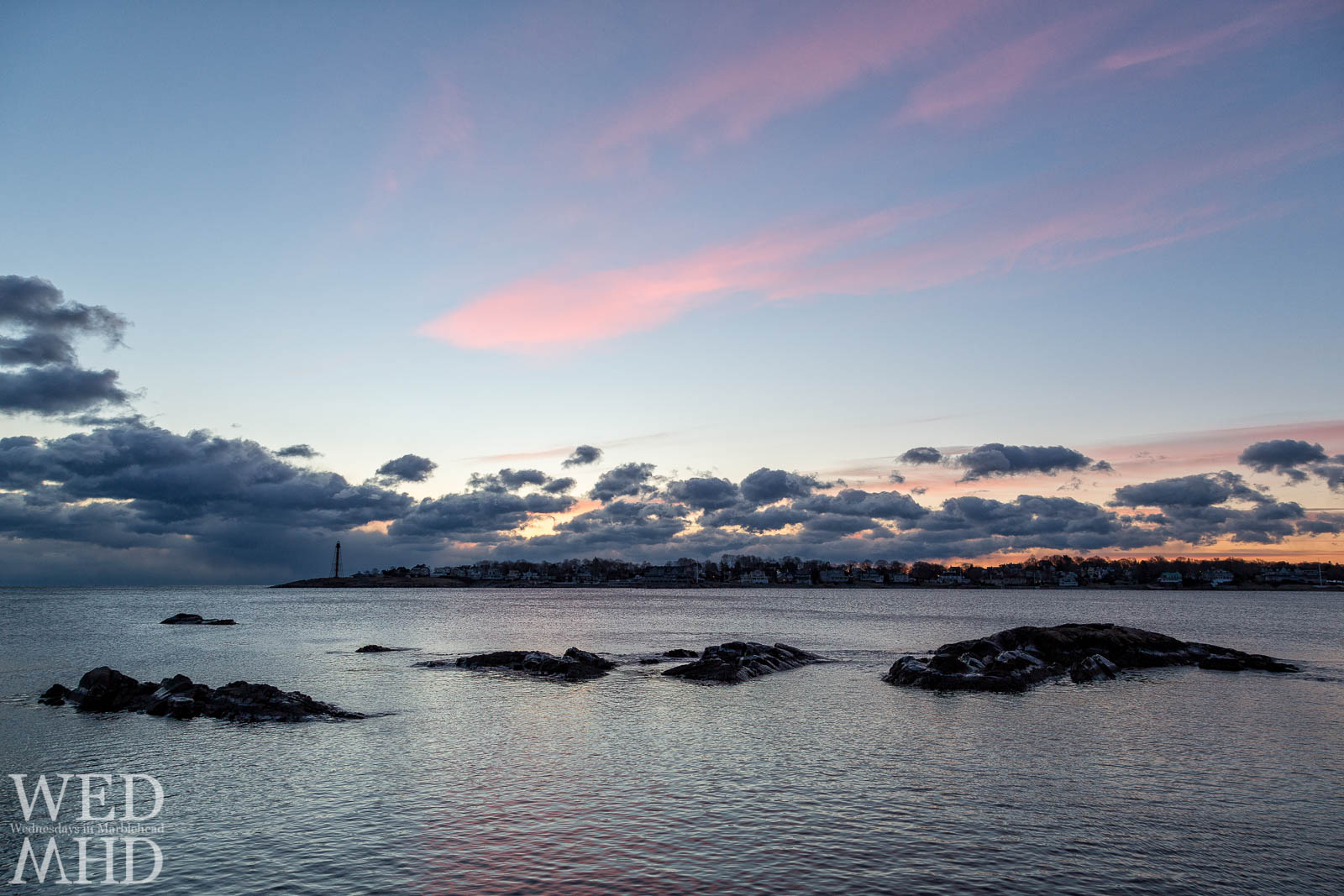 Dawn of a New Year of Wednesdays in Marblehead