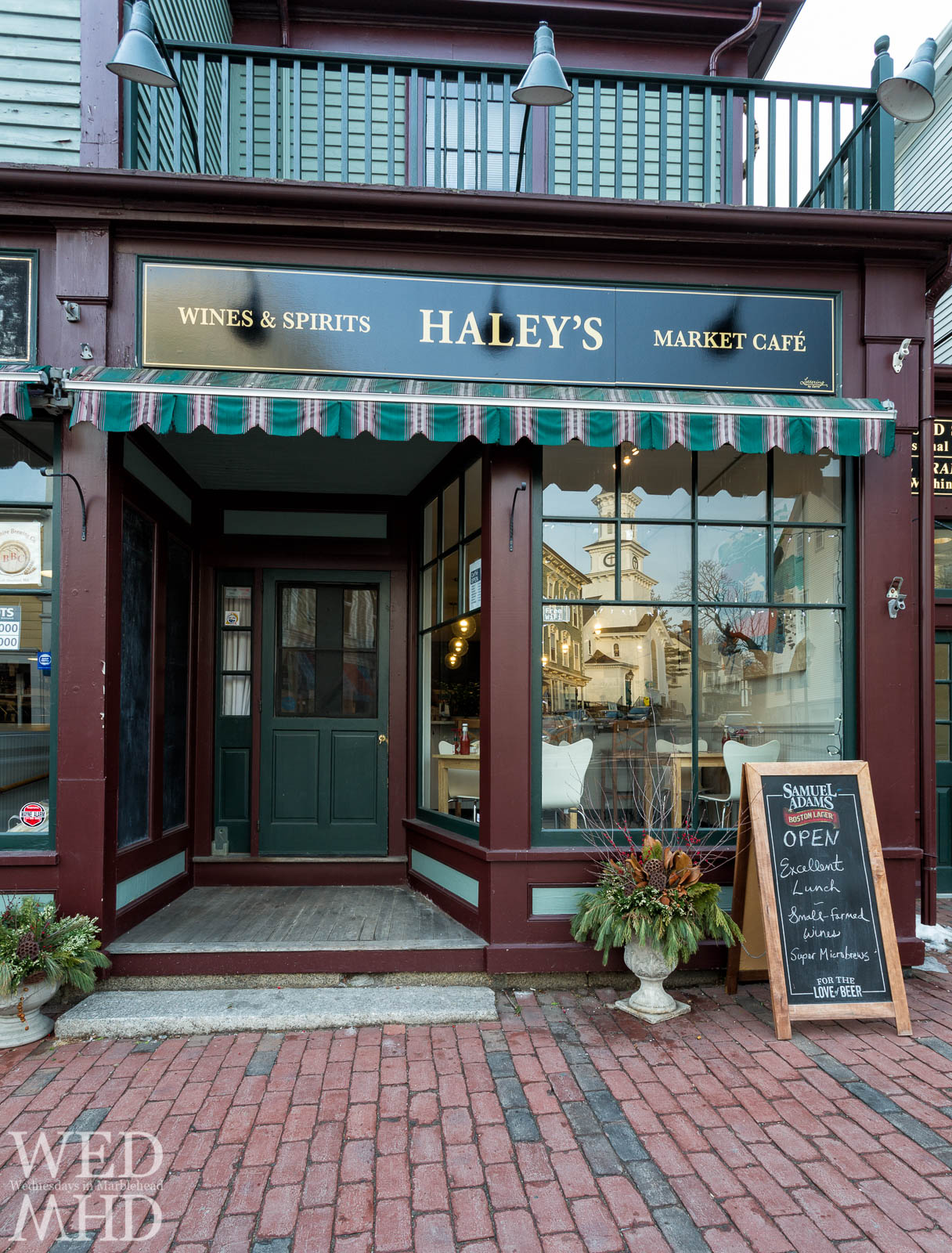 Keep it Local – Haley's Market Cafe