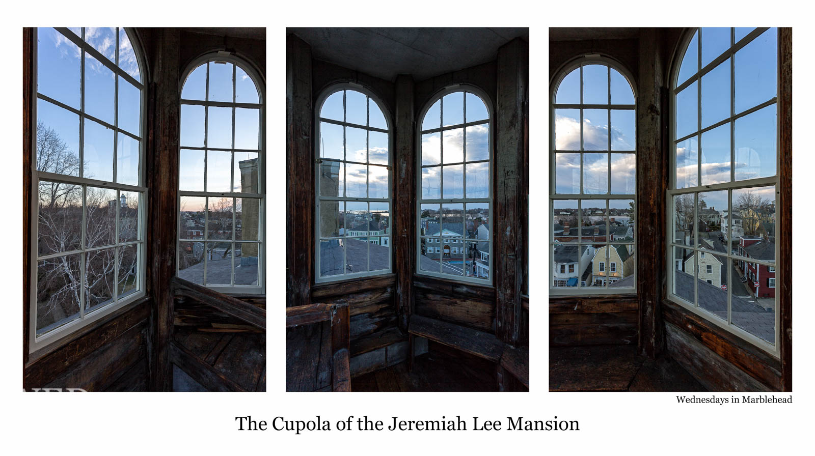 The Cupola of the Jeremiah Lee Mansion