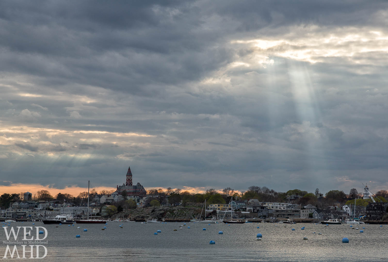 Rays of Light over Marblehead
