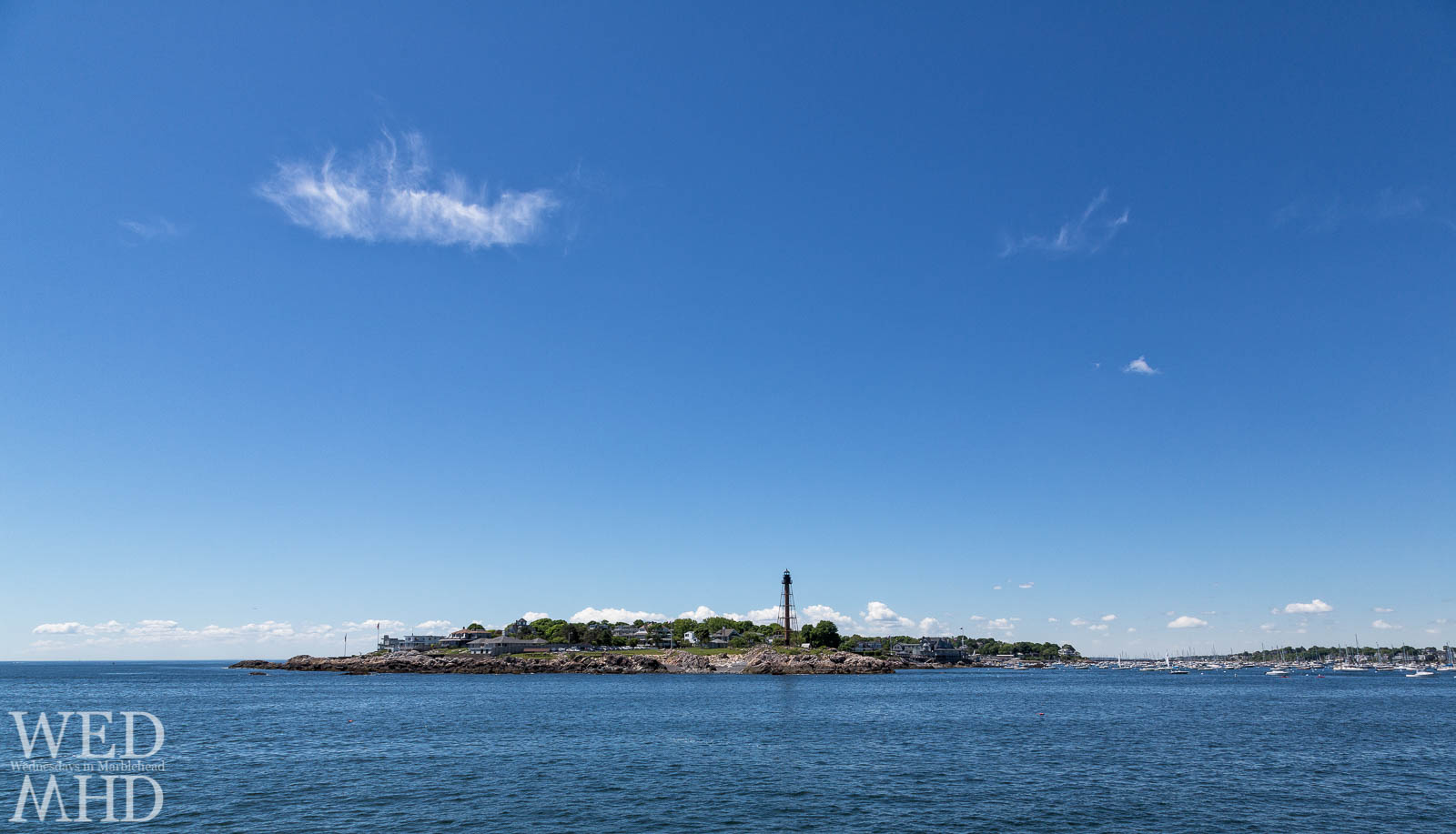 Marblehead from the Water