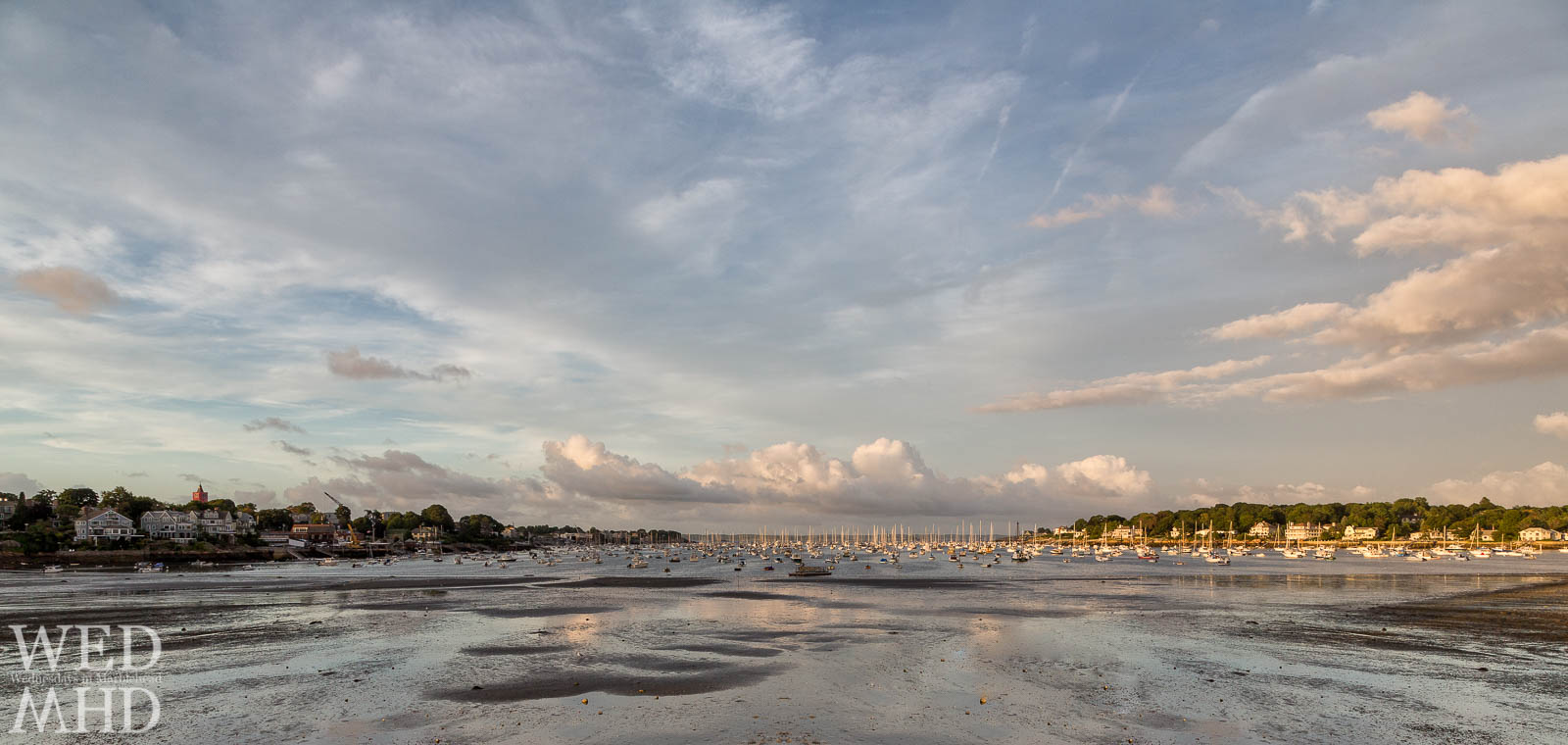 Low Tide in Marblehead
