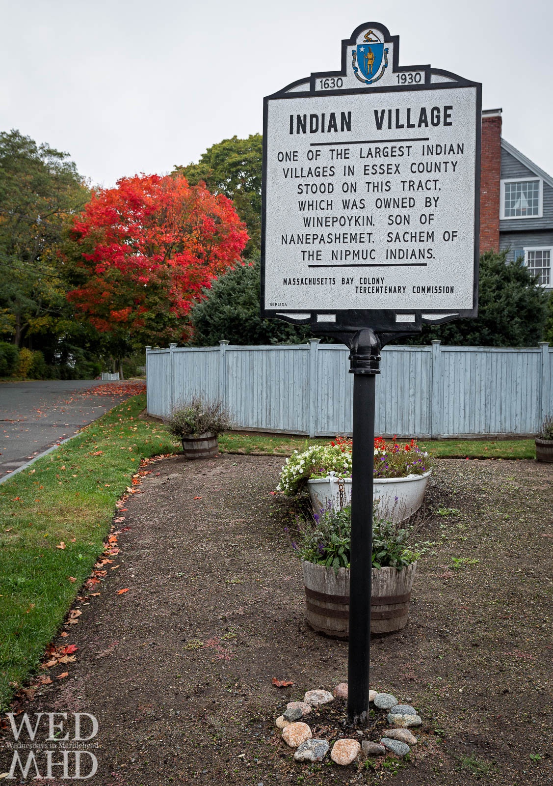 Indian Village in Marblehead