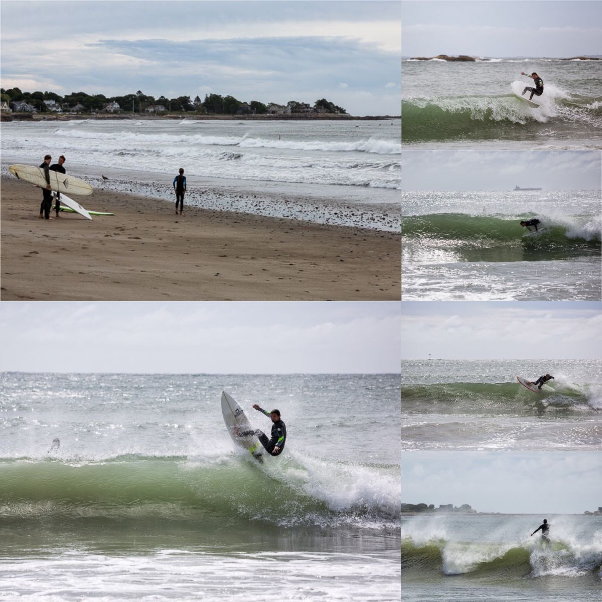 surfing in Marblehead compilation