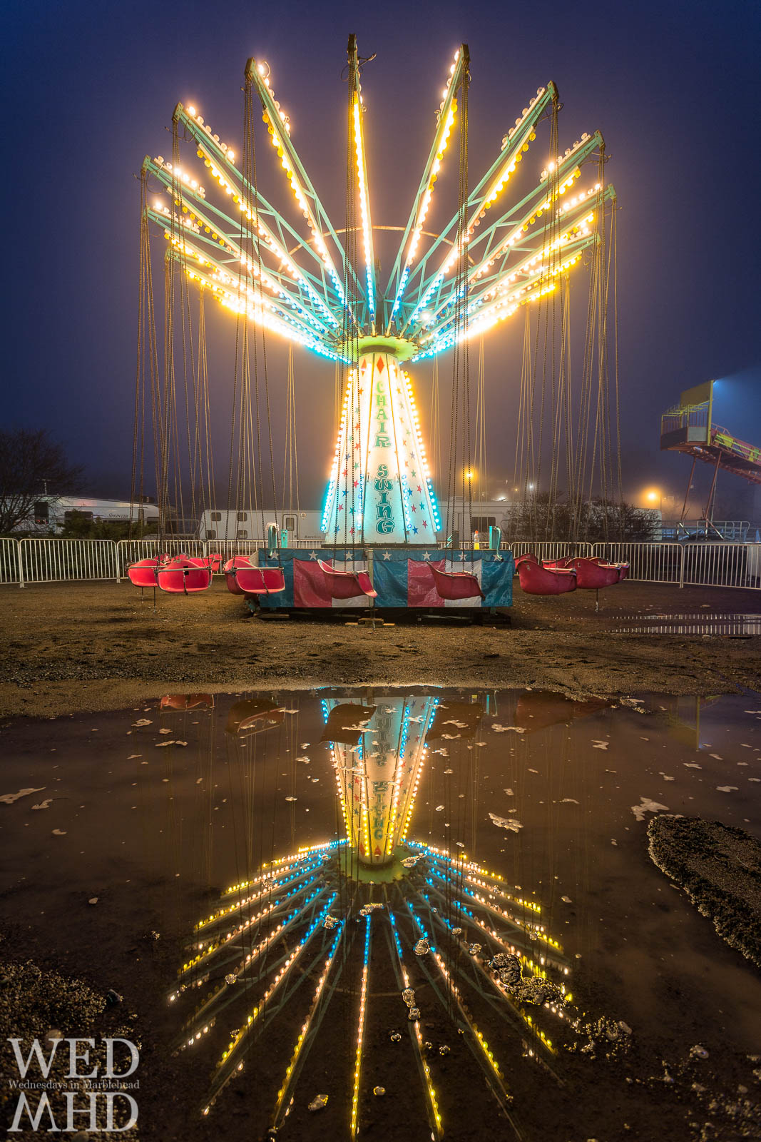 The Marblehead Carnival starts tomorrow (Thursday May 4th) and continues until Sunday bringing with it rainy days.