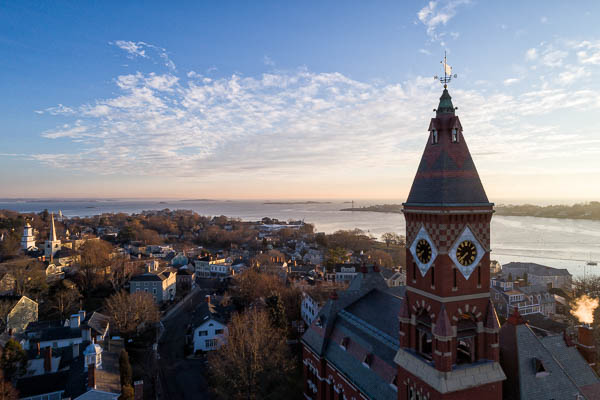 Marblehead Aerial Photography