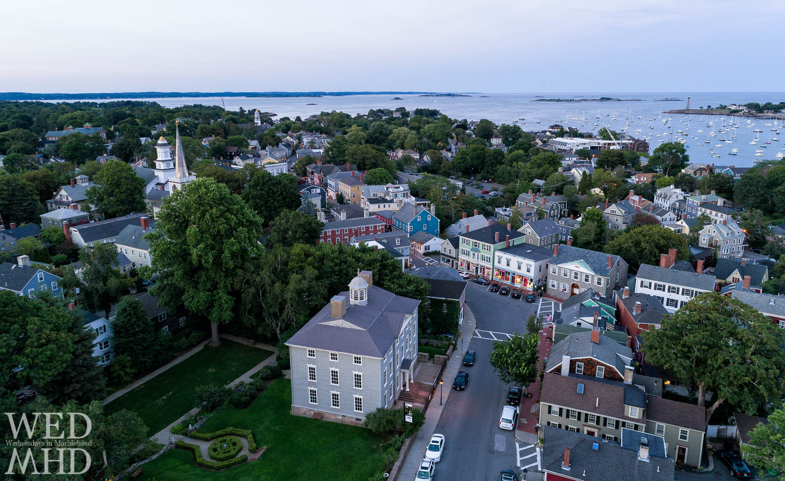 Old Town to some, historic downtown Marblehead has great architecture, shops and is situated steps from Marblehead Harbor