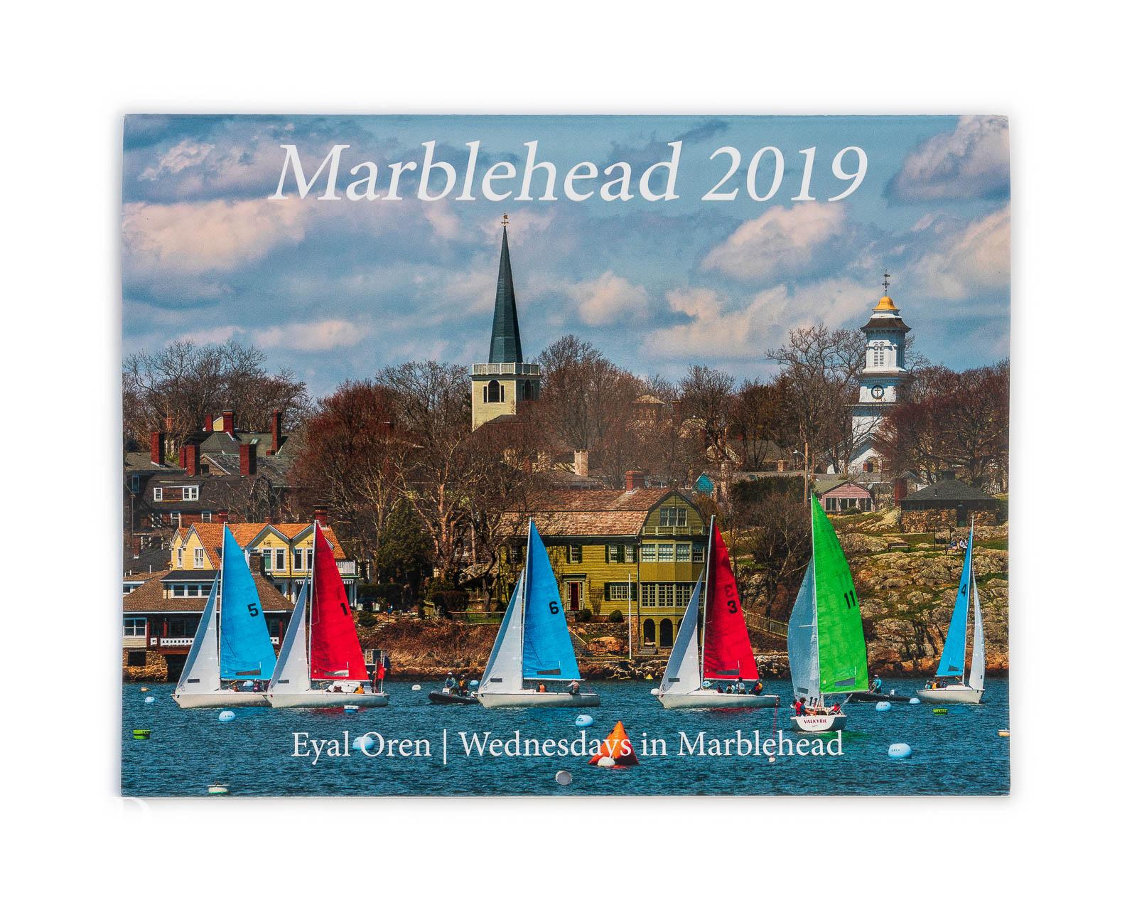 Wednesdays in Marblehead 2019 Calendar