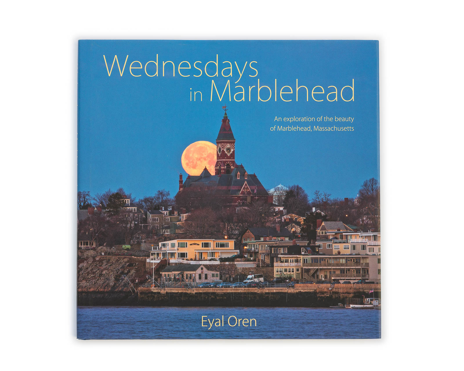 Wednesdays in Marblehead Book