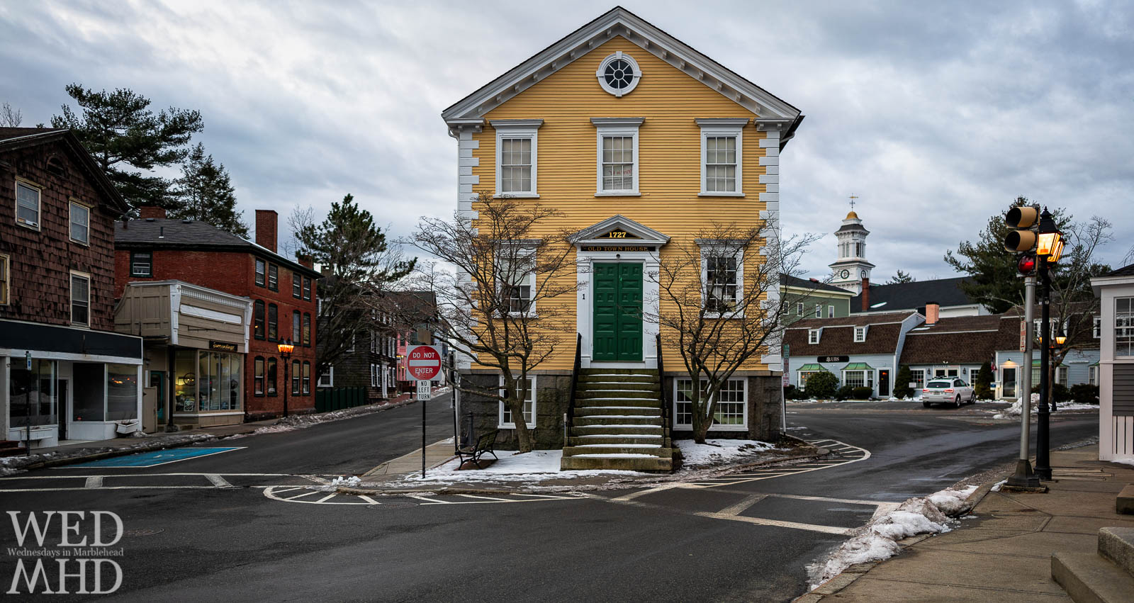 The Old Town House has stood in historic downtown Marblehead since 1727