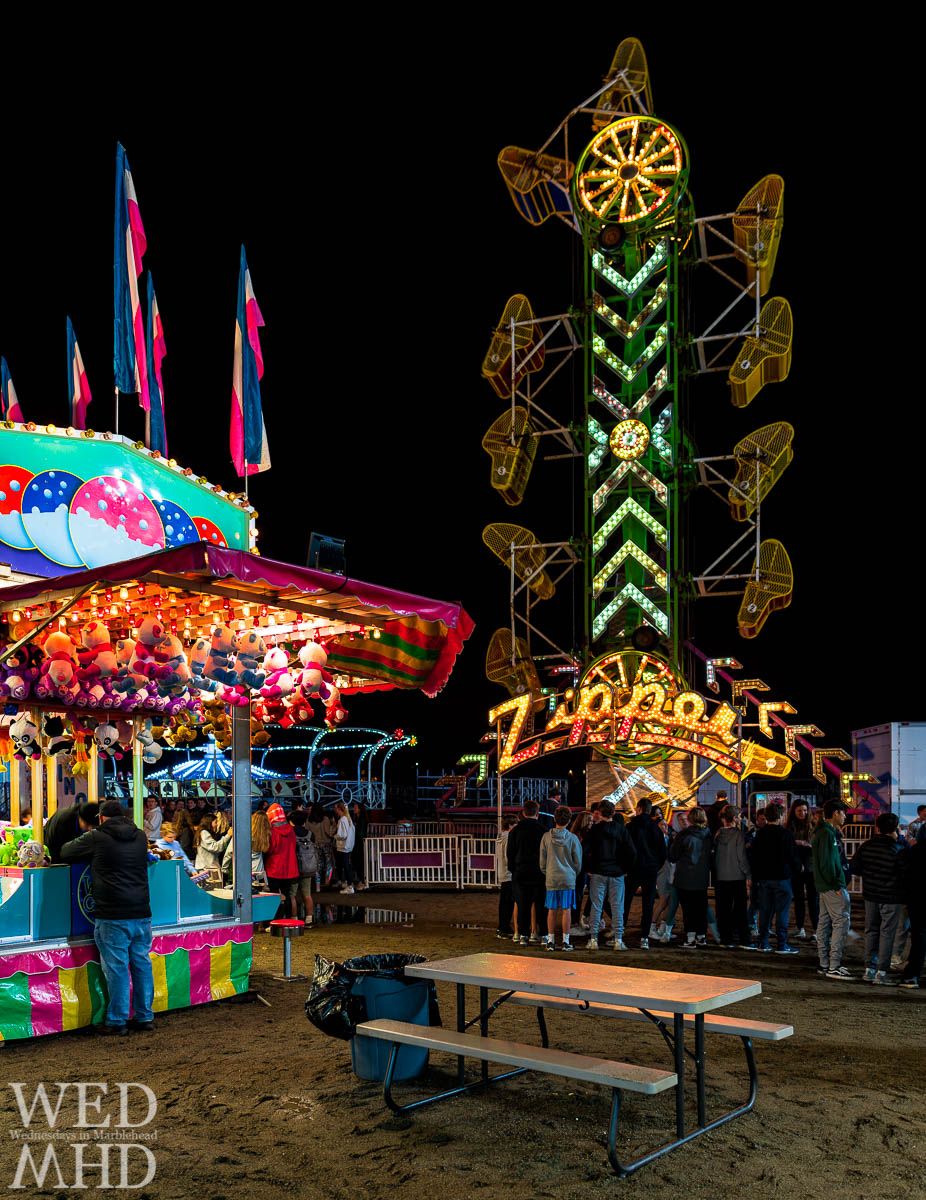 The current shelter in place order took away another fun tradition in the form of the annual carnival at Devereux Beach