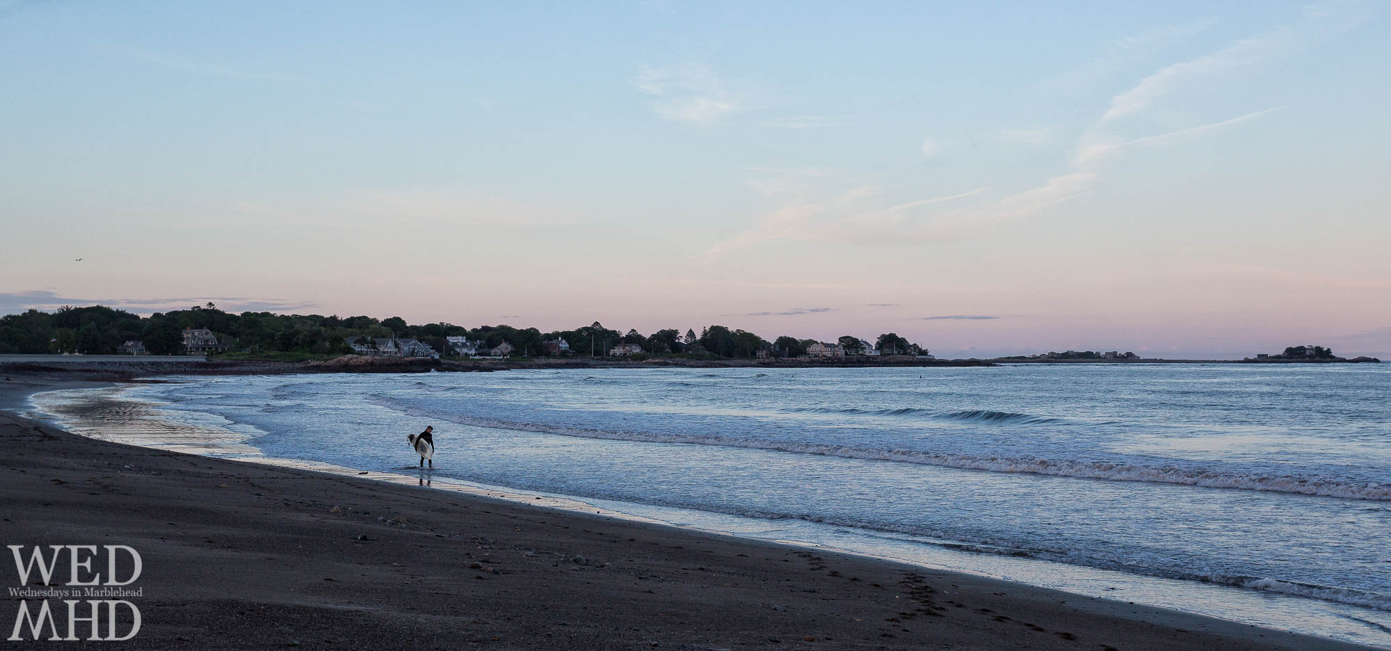 As Hurricane Teddy passed far to the East, dangerously high seas and wind gusts are predicted to create incredible surf conditions in Marblehead